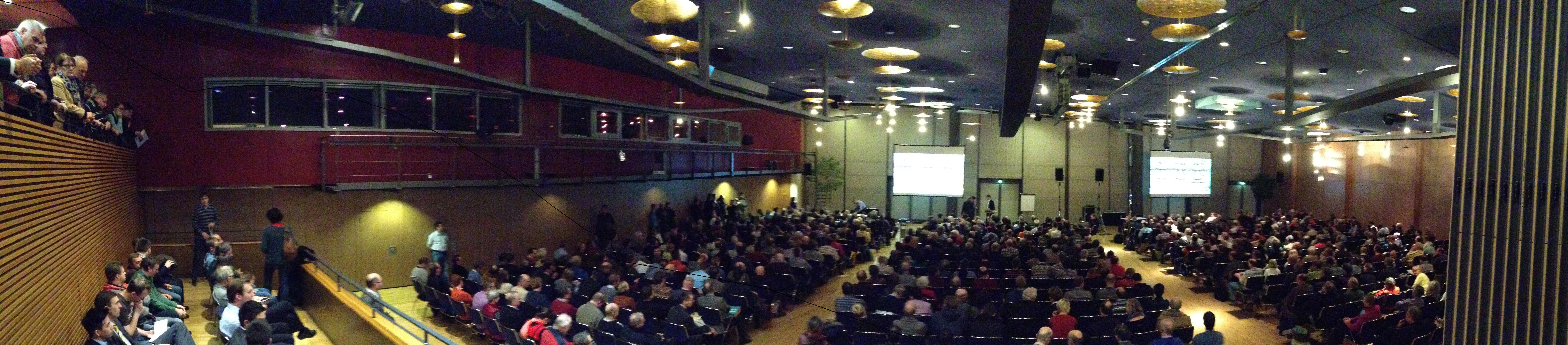 Markus Koch Seminar in Dresden 2014