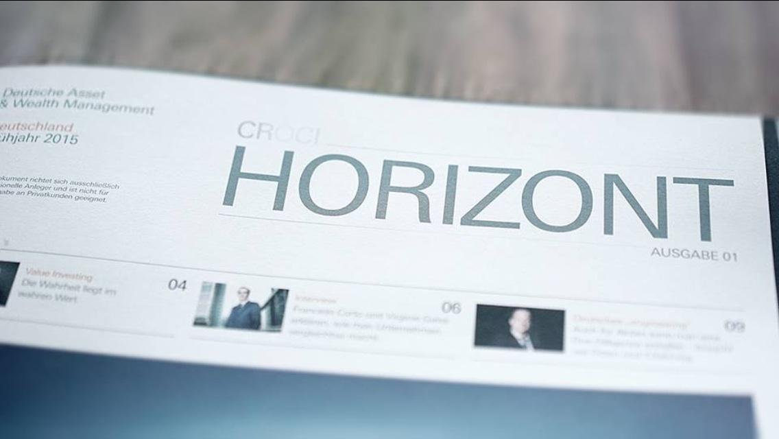 CROCI HORIZONT