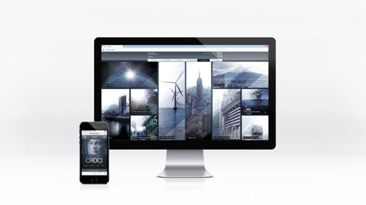 CROCI Webseite