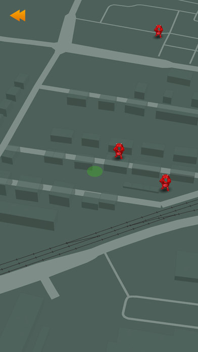 Böse Null Go Map
