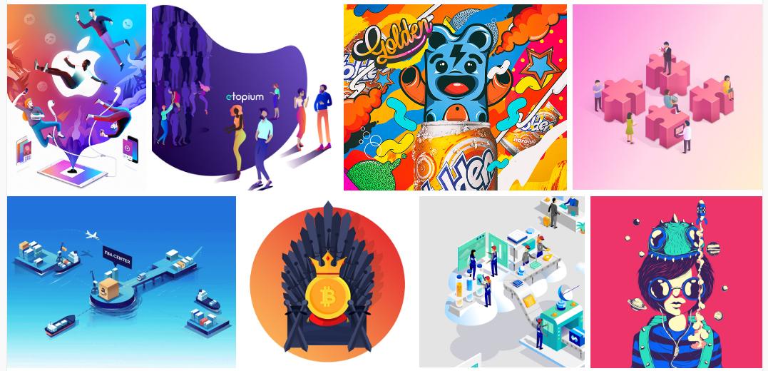 Creative design trends of 2019 according to Shutterstock