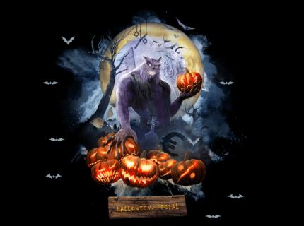 Halloween DWS